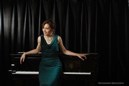 Alina Kiryayeva - Classical Pianist