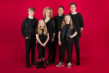 Rockland Road - Family Harmony Band