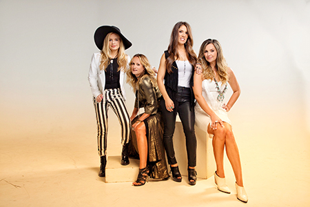 Farewell Angelina - Female Country Quartet