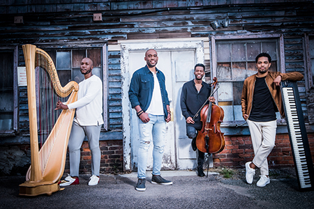 Sons of Serendip - Extraordinary Quartet
