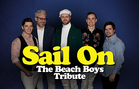 Sail On – Beach Boys Tribute - Surfin' Party Band