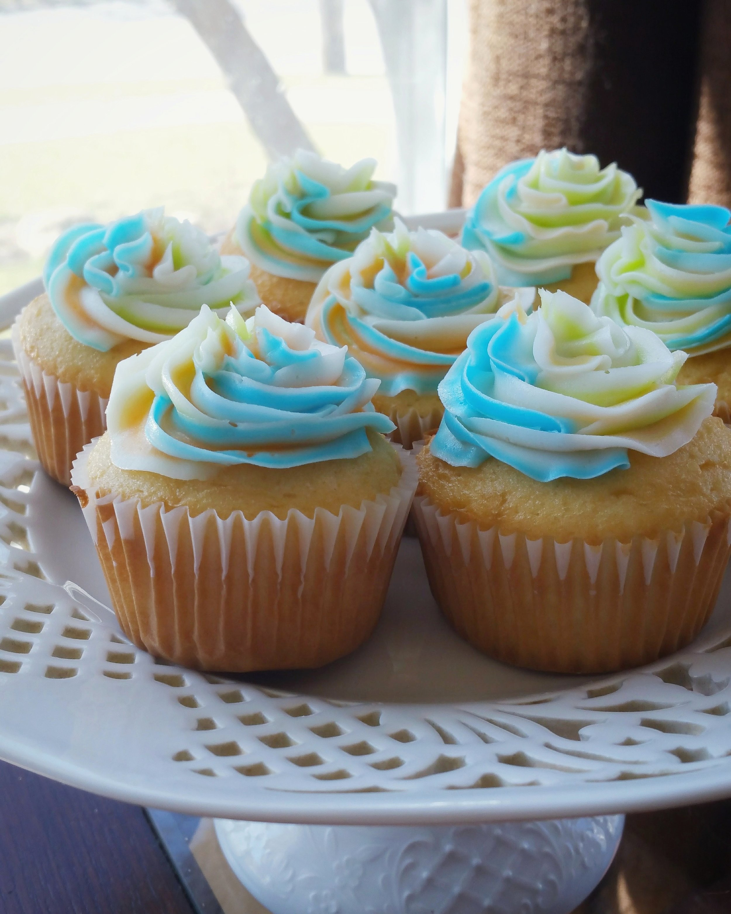 dairy free buttercream recipe