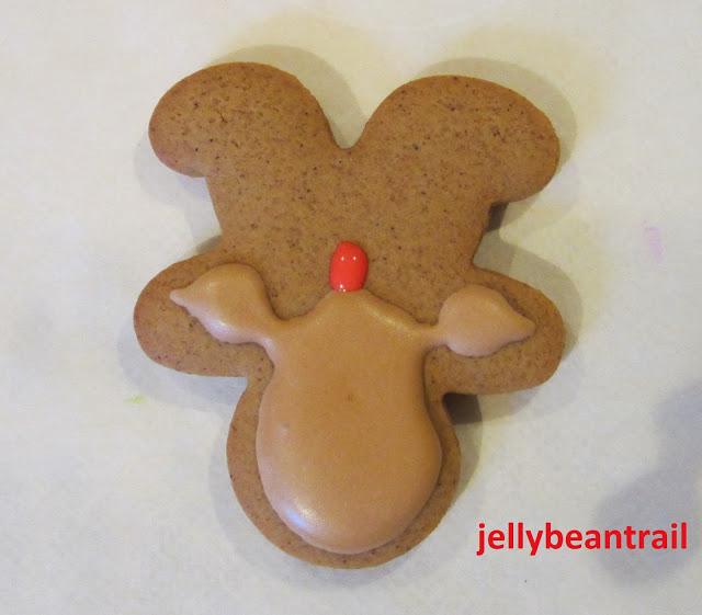 jbt reindeer cookie tutorial