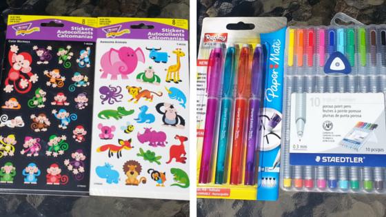 planner supplies