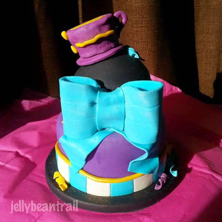 Madeline Hatter cake