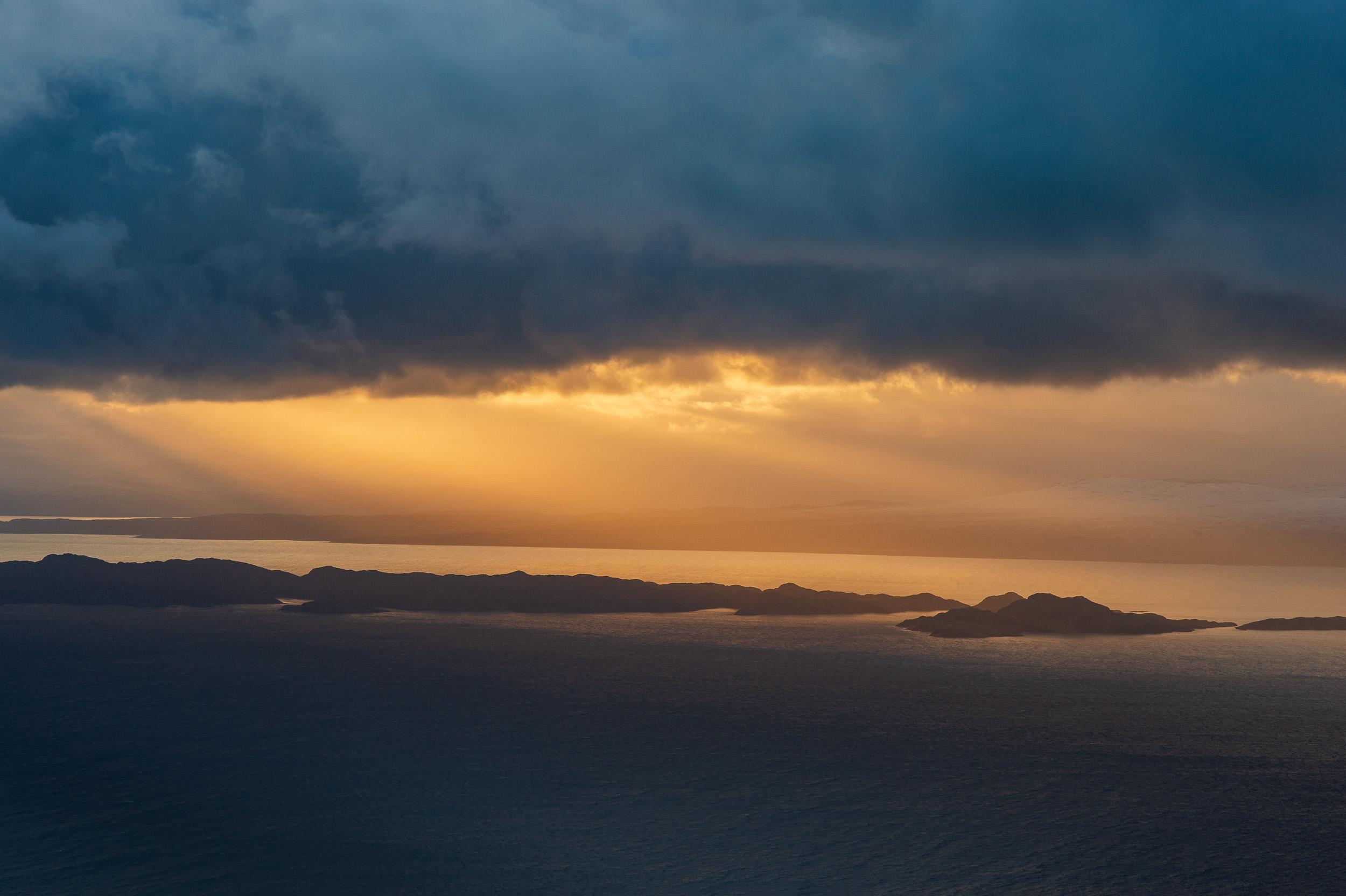 Coastal landscape - Scotland