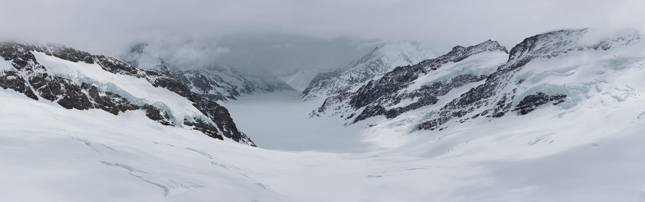 Mountain landscape - Switzerland
