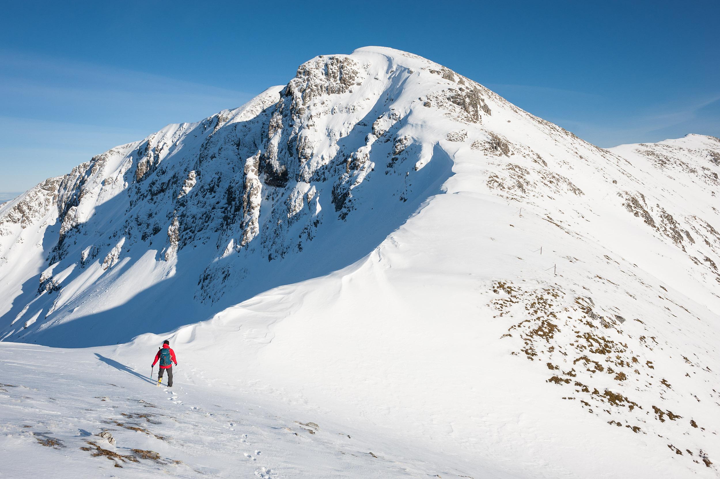 Walking and climbing - Scotland