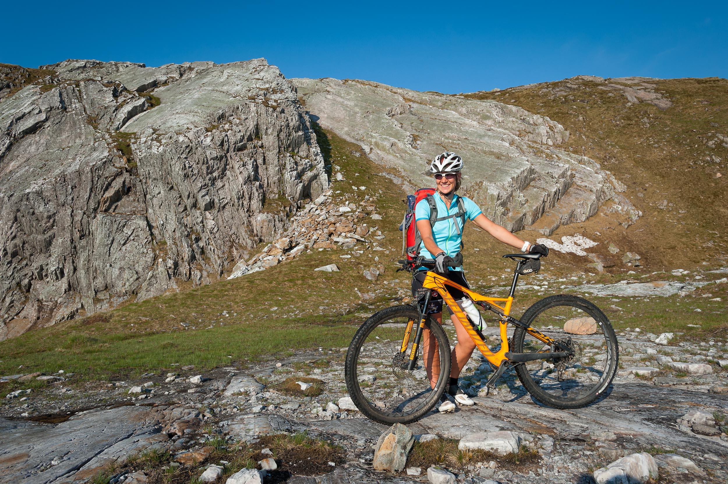 Mountain biking - Scotland