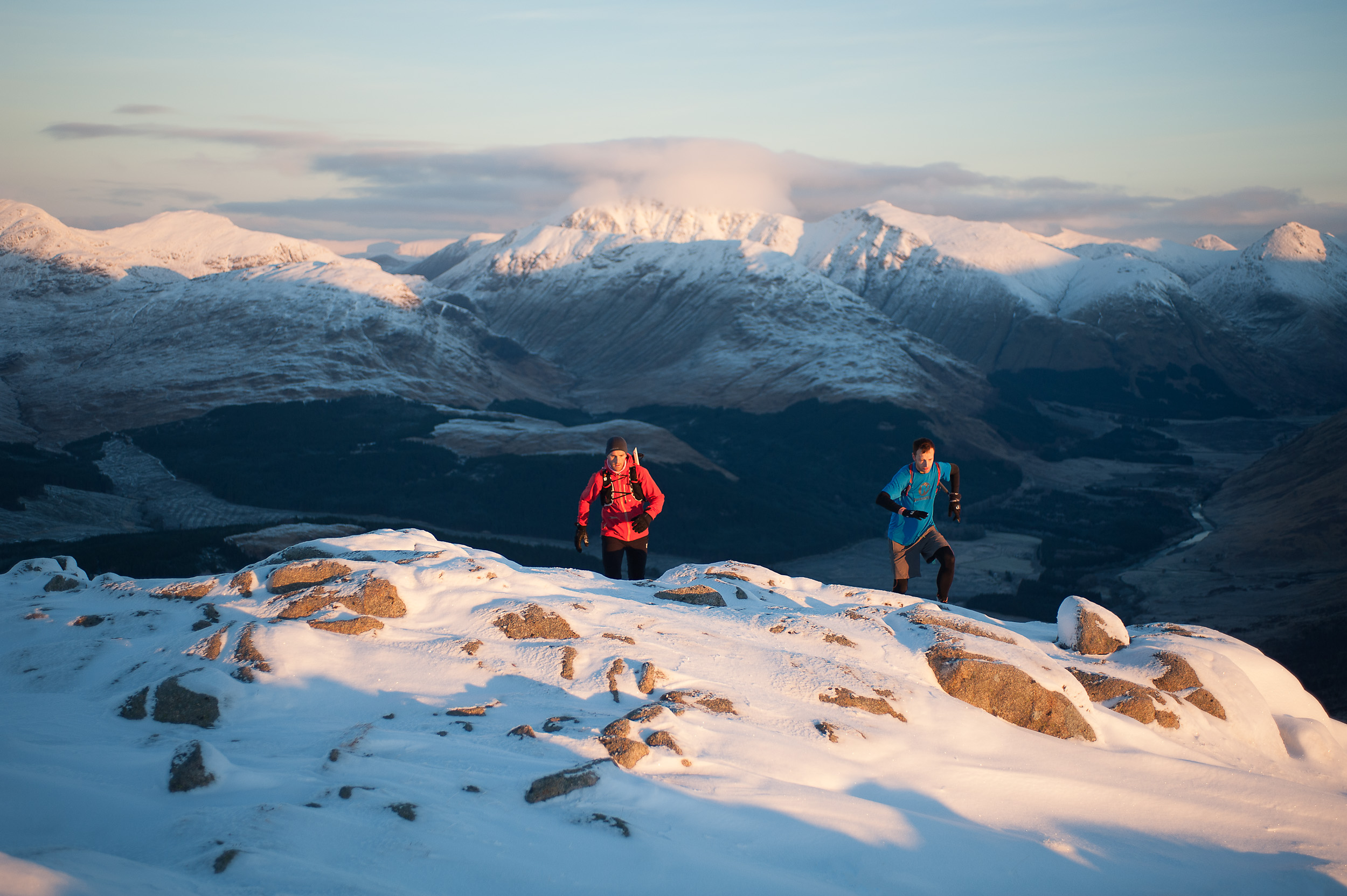 Mountain running - Scotland