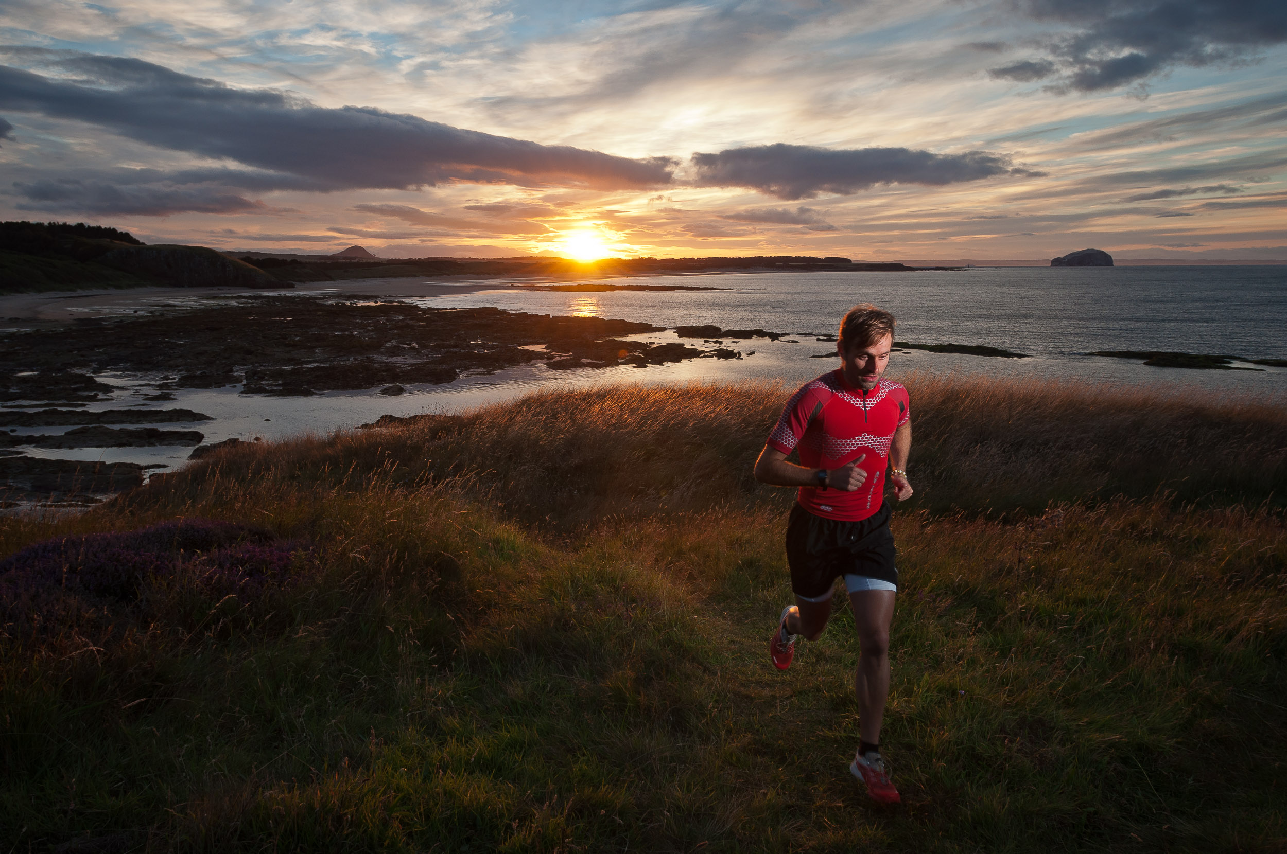 Trail running - Scotland
