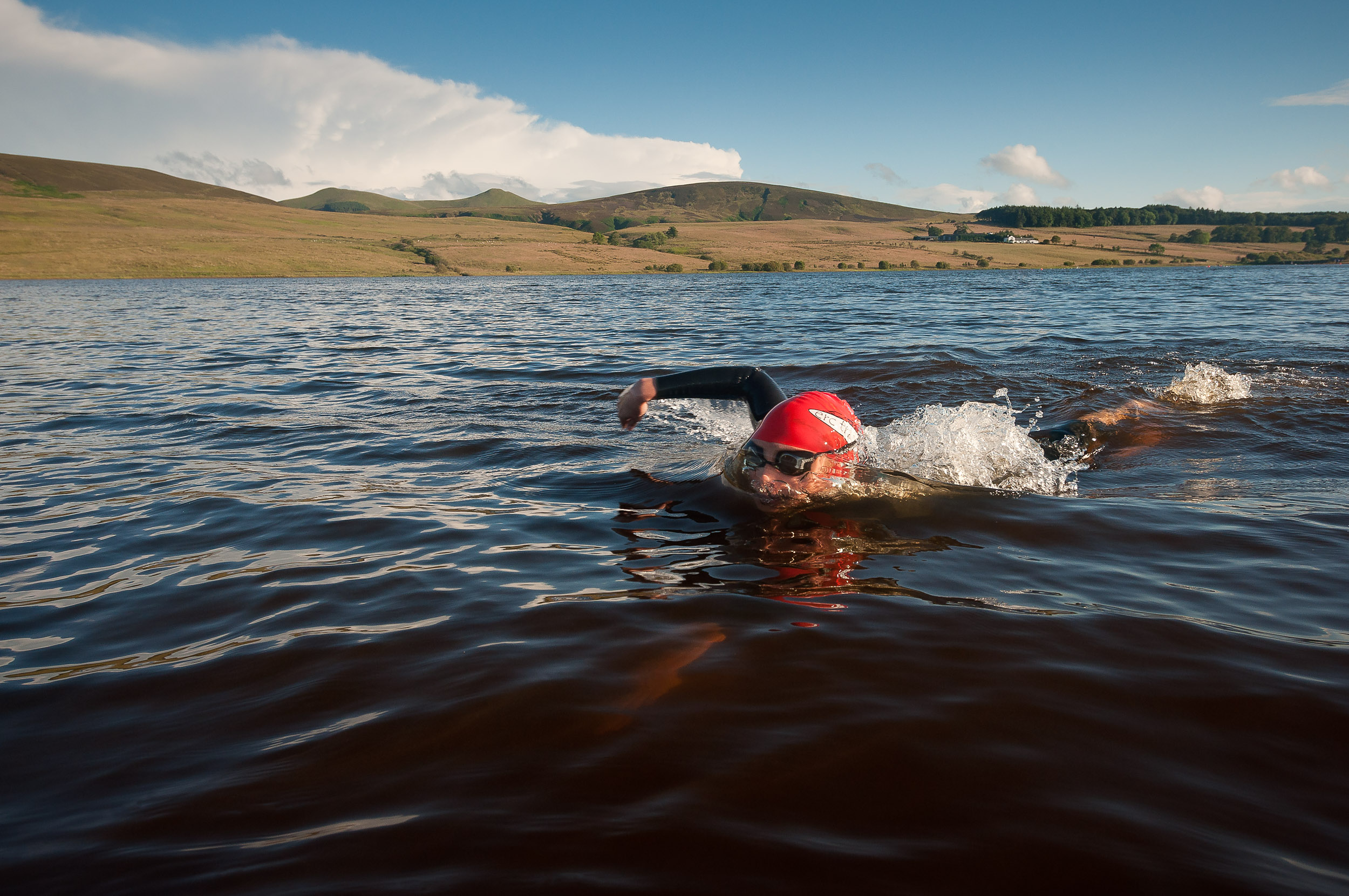 Outdoor swimming - Scotland