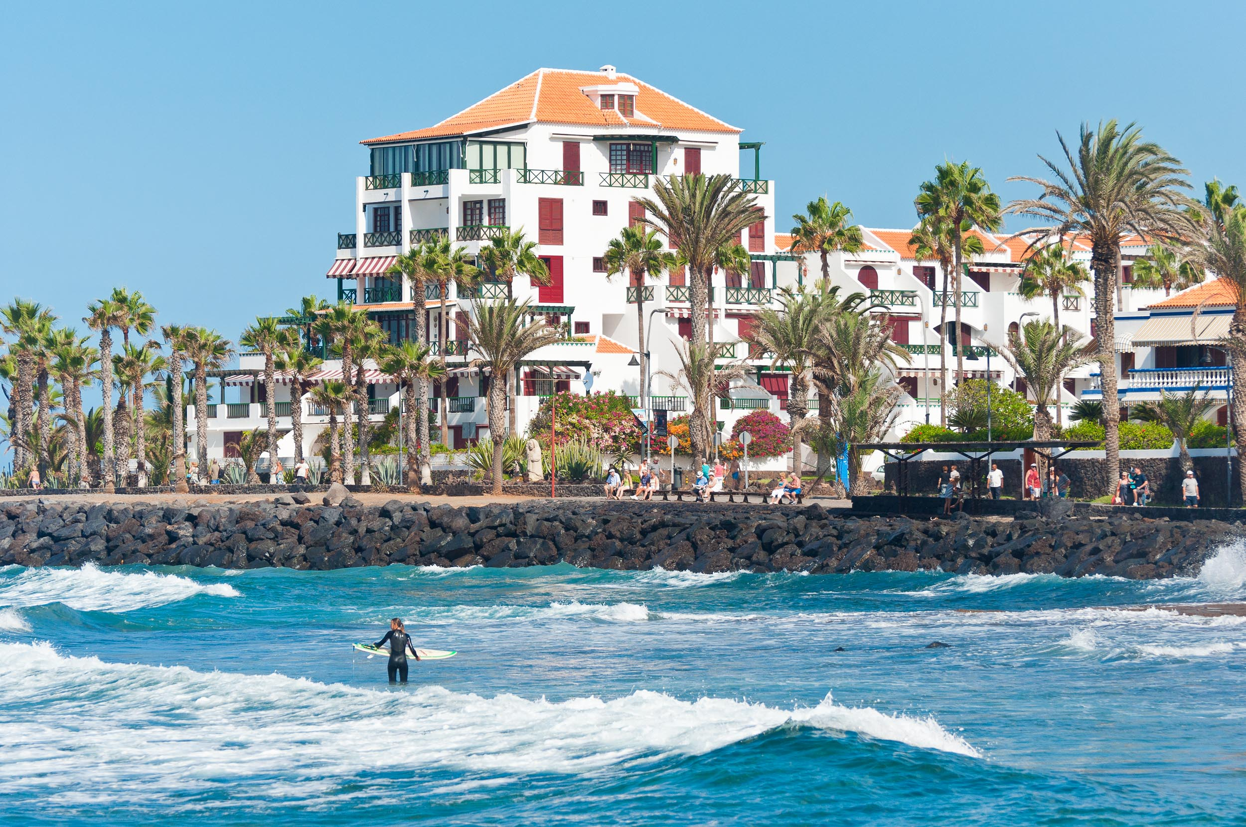 Surfing - Canary Islands