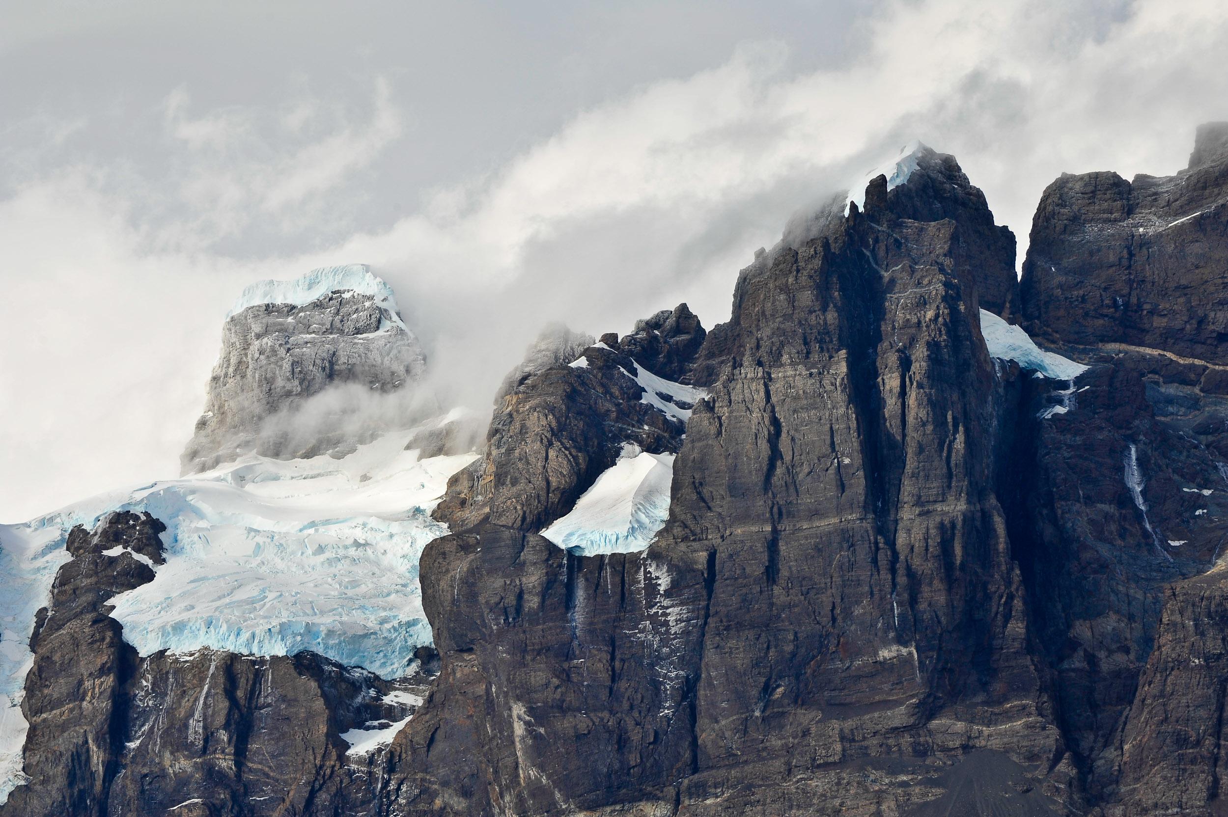 Mountain landscape - Chile