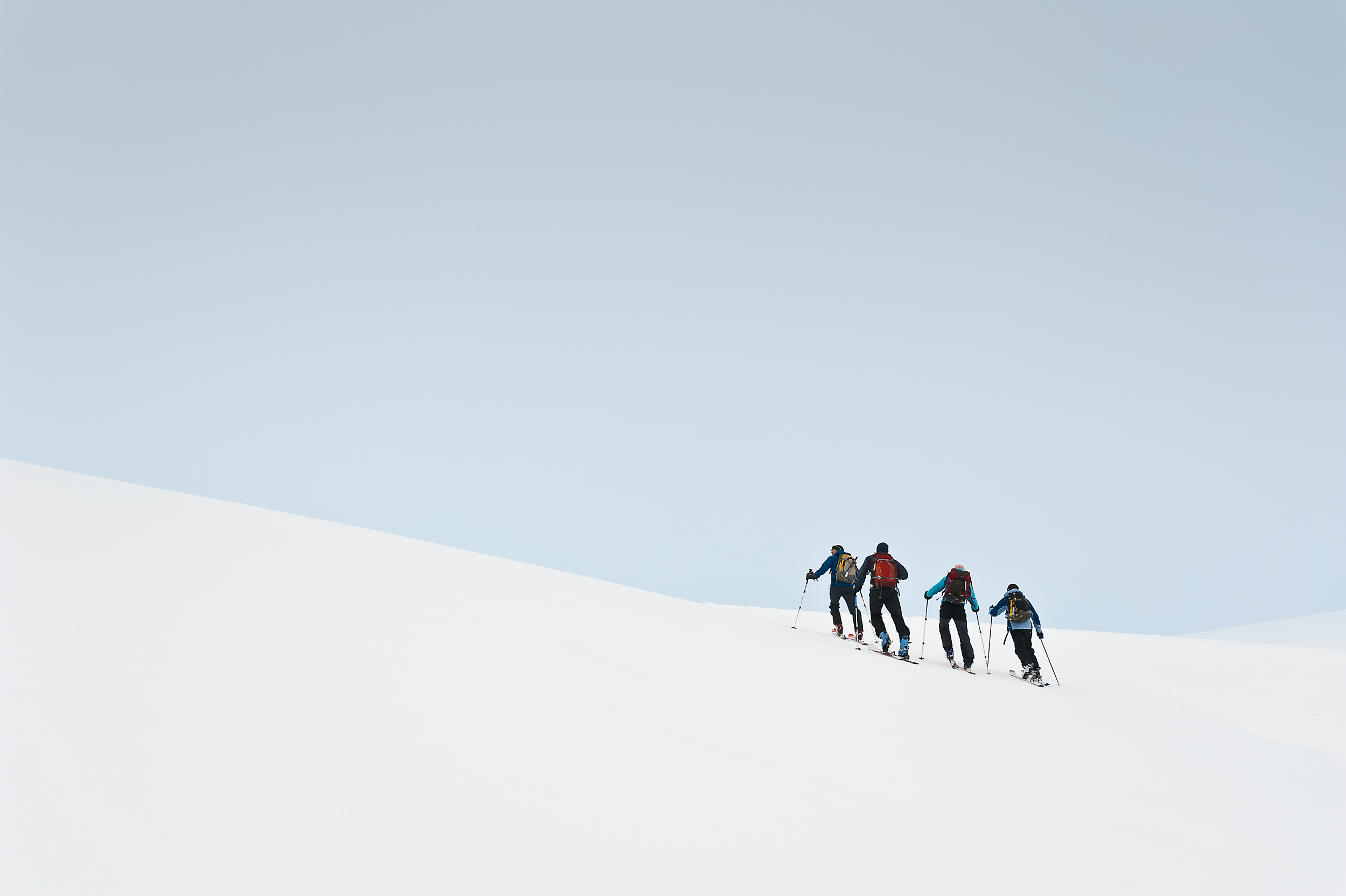 Ski touring - Scotland