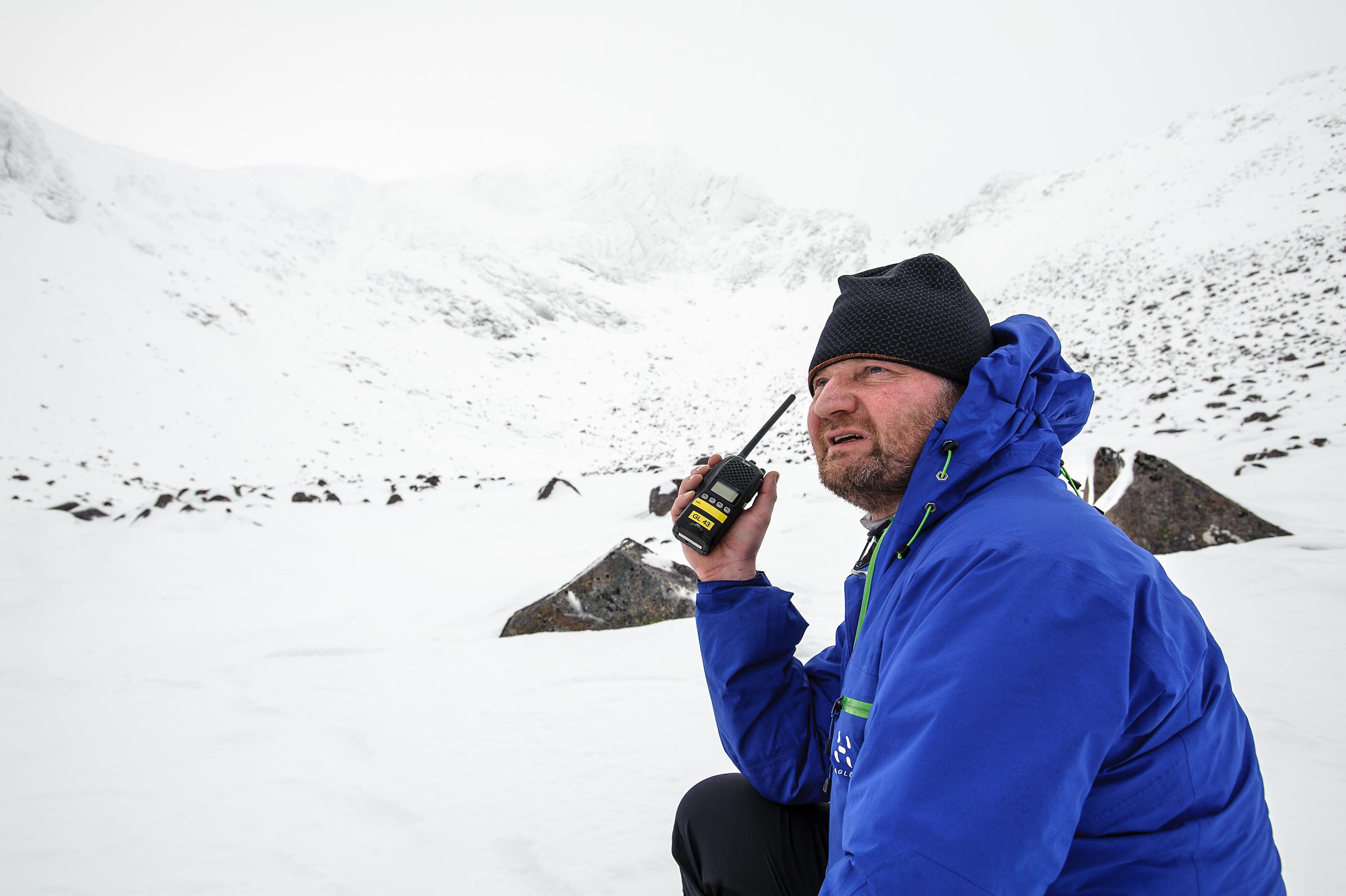 Mountain rescue - Scotland