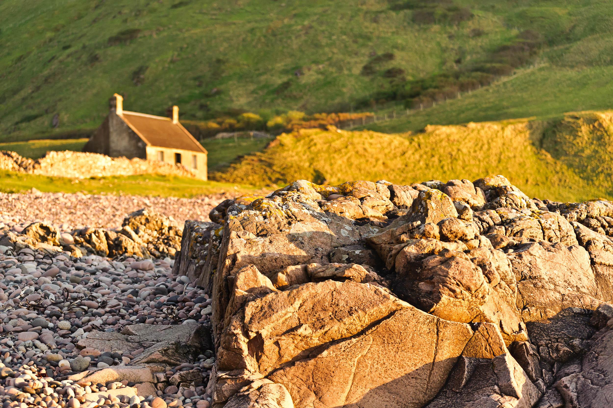 Mountain landscape - Scotland