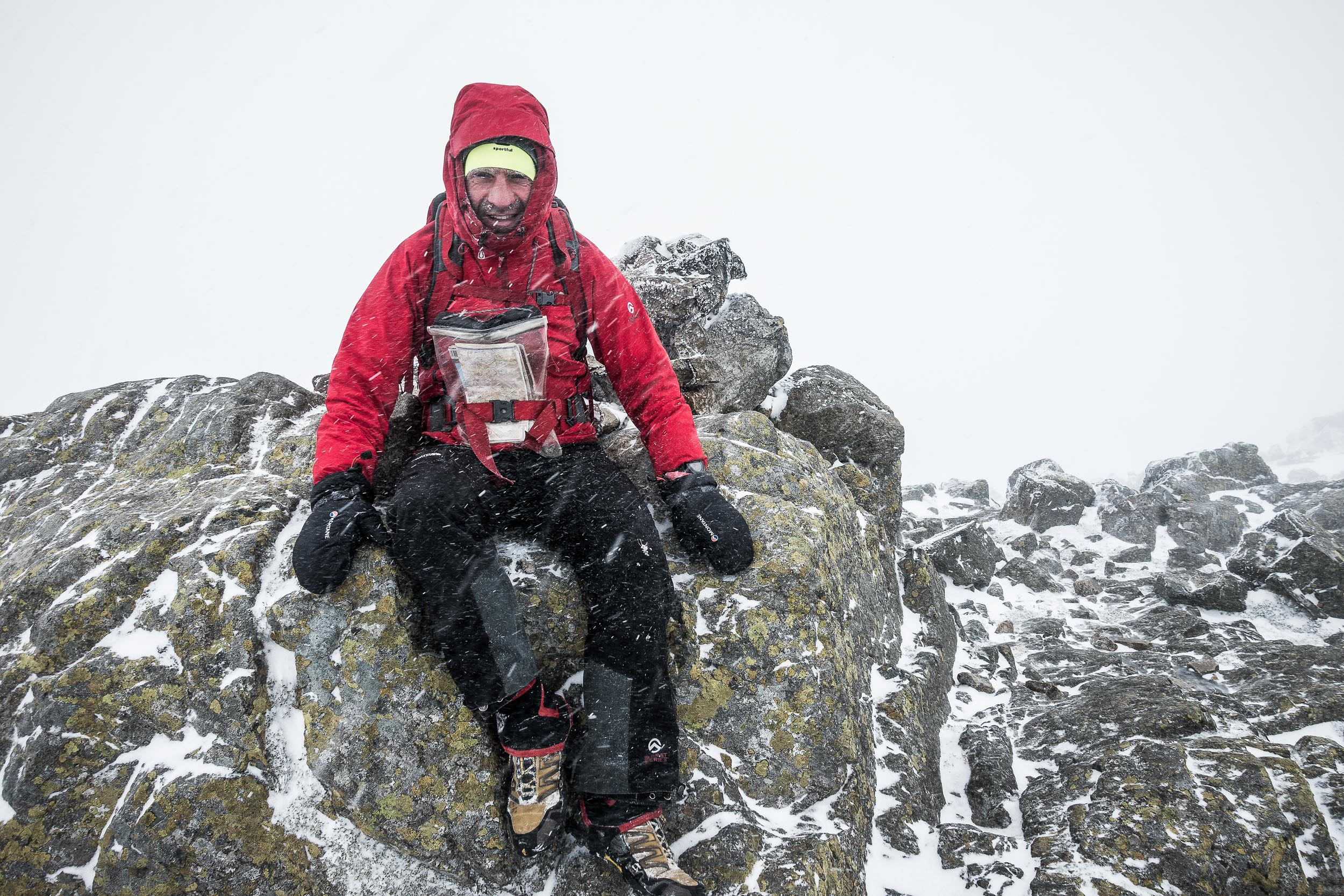 Trail and mountain running - Lake District