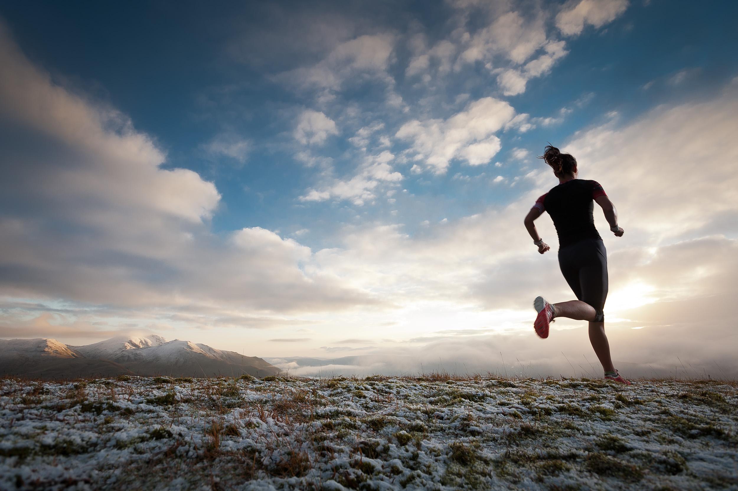 Mountain running - Scotland