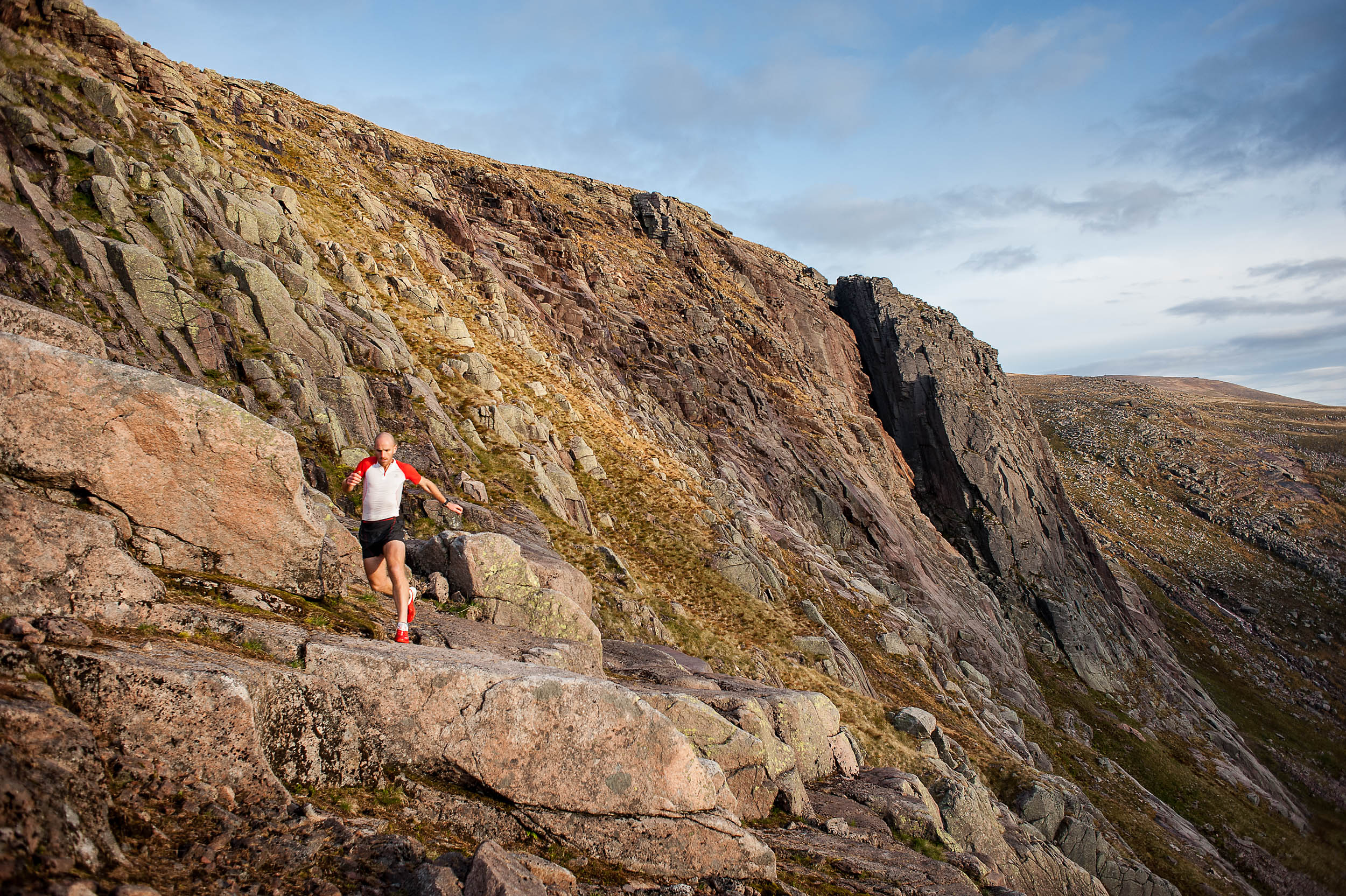 Trail and mountain running - Scotland