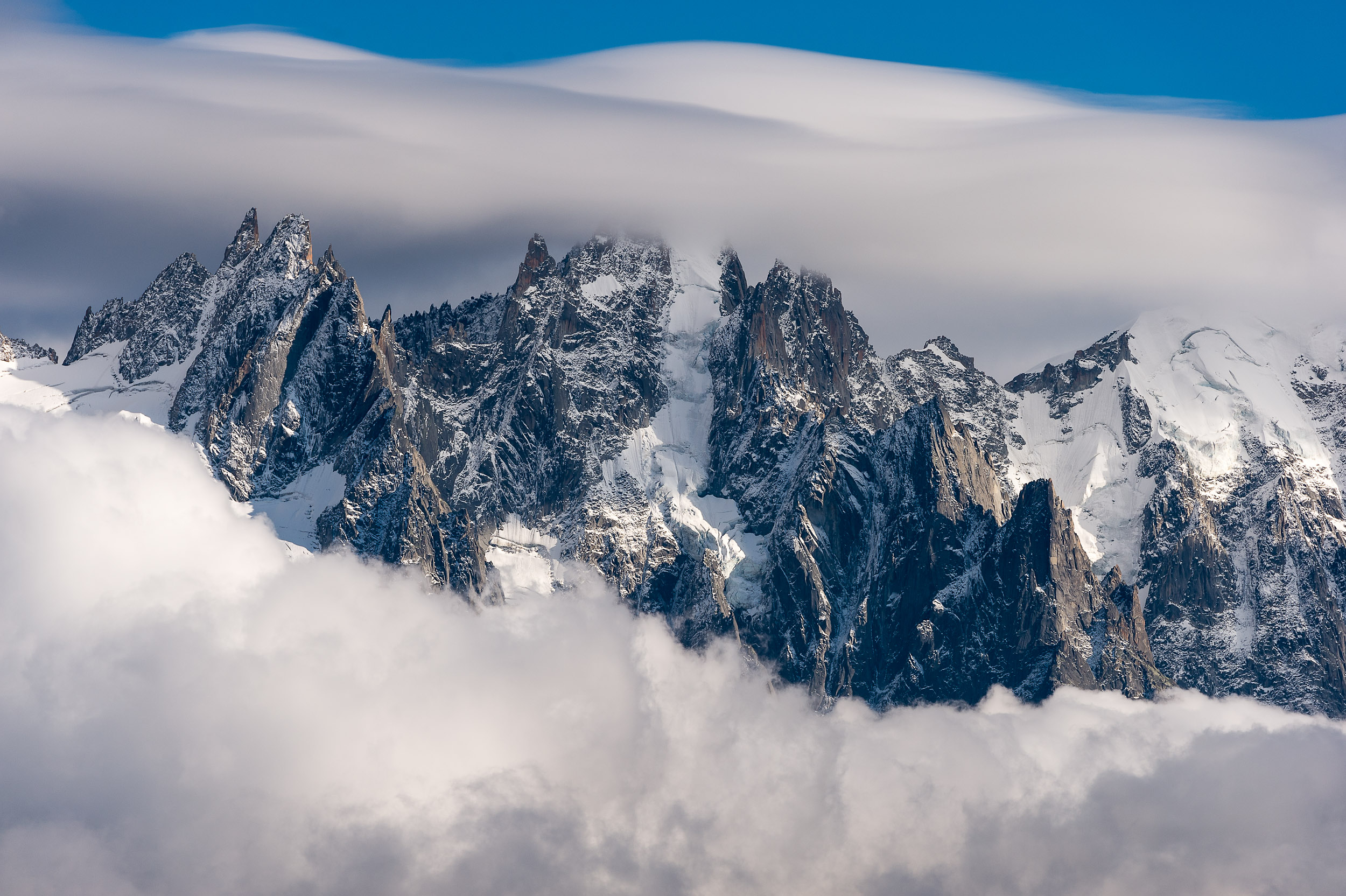 Mountain landscape - French Alps