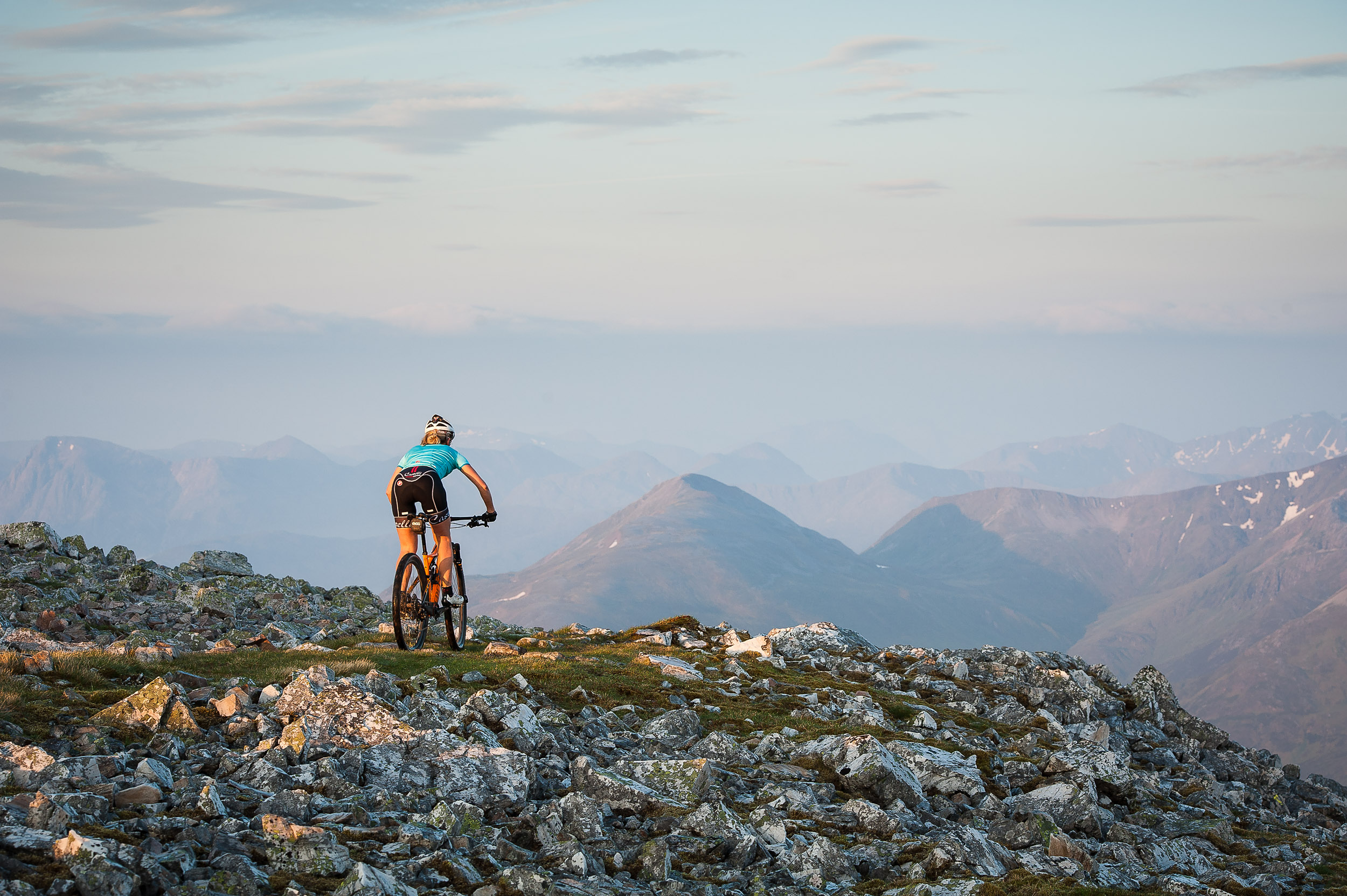 Mountain biking - Scotland