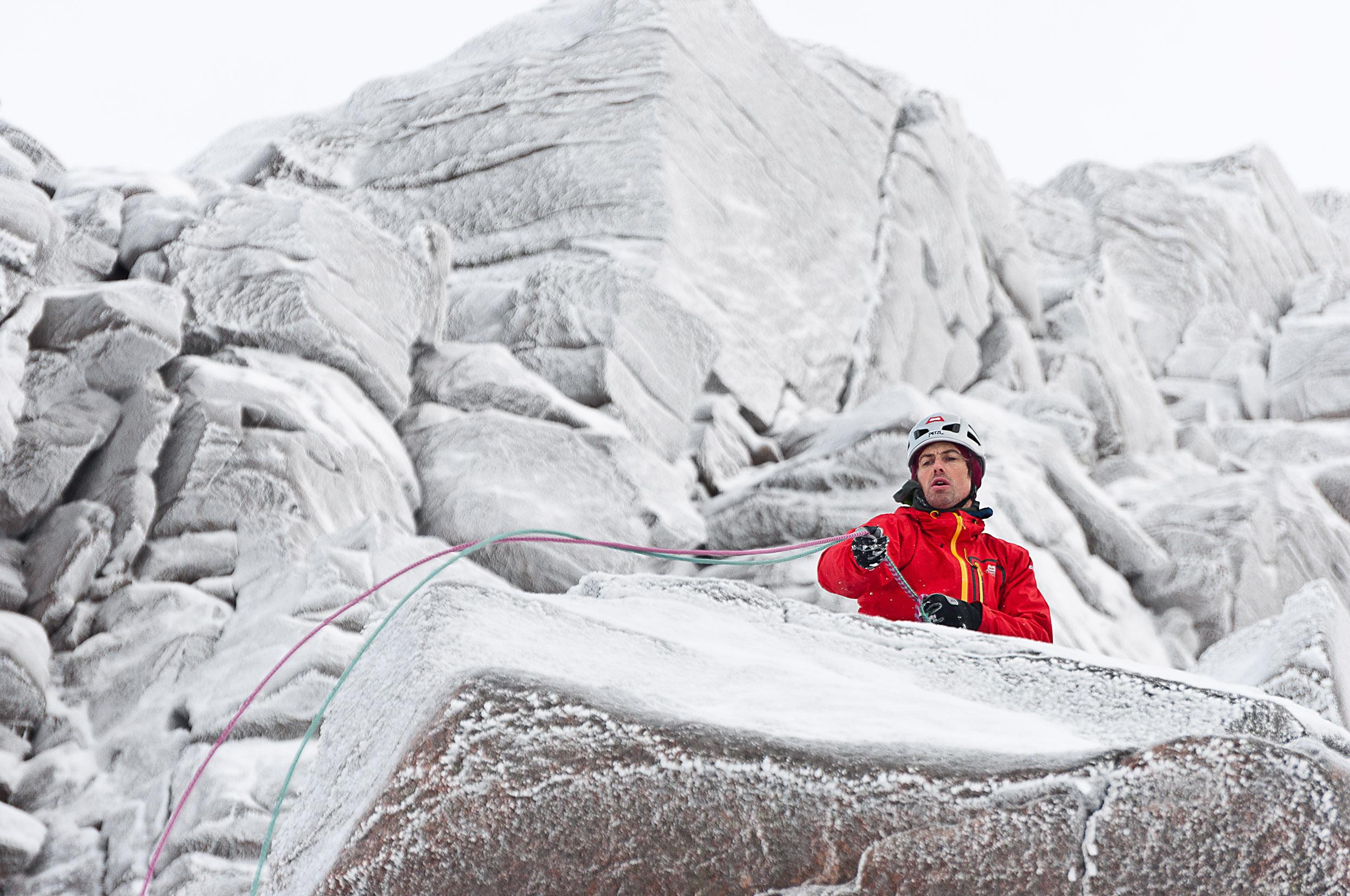 Climbing - Scotland