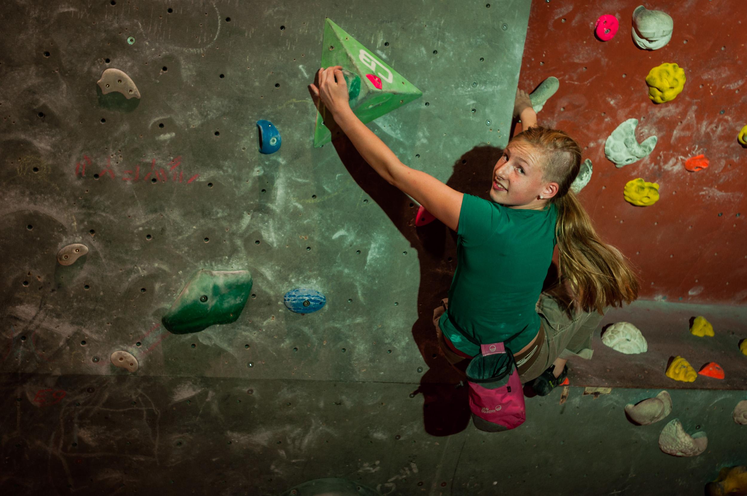 Rock climbing - Scotland