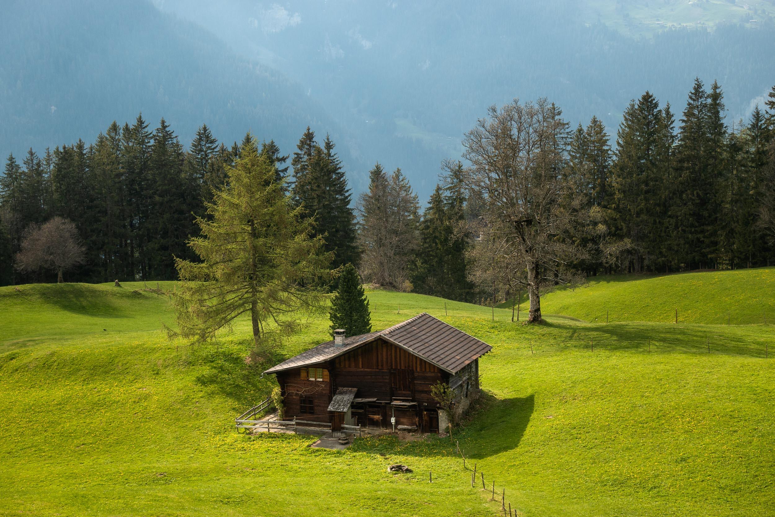 Mountain  living - Switzerland