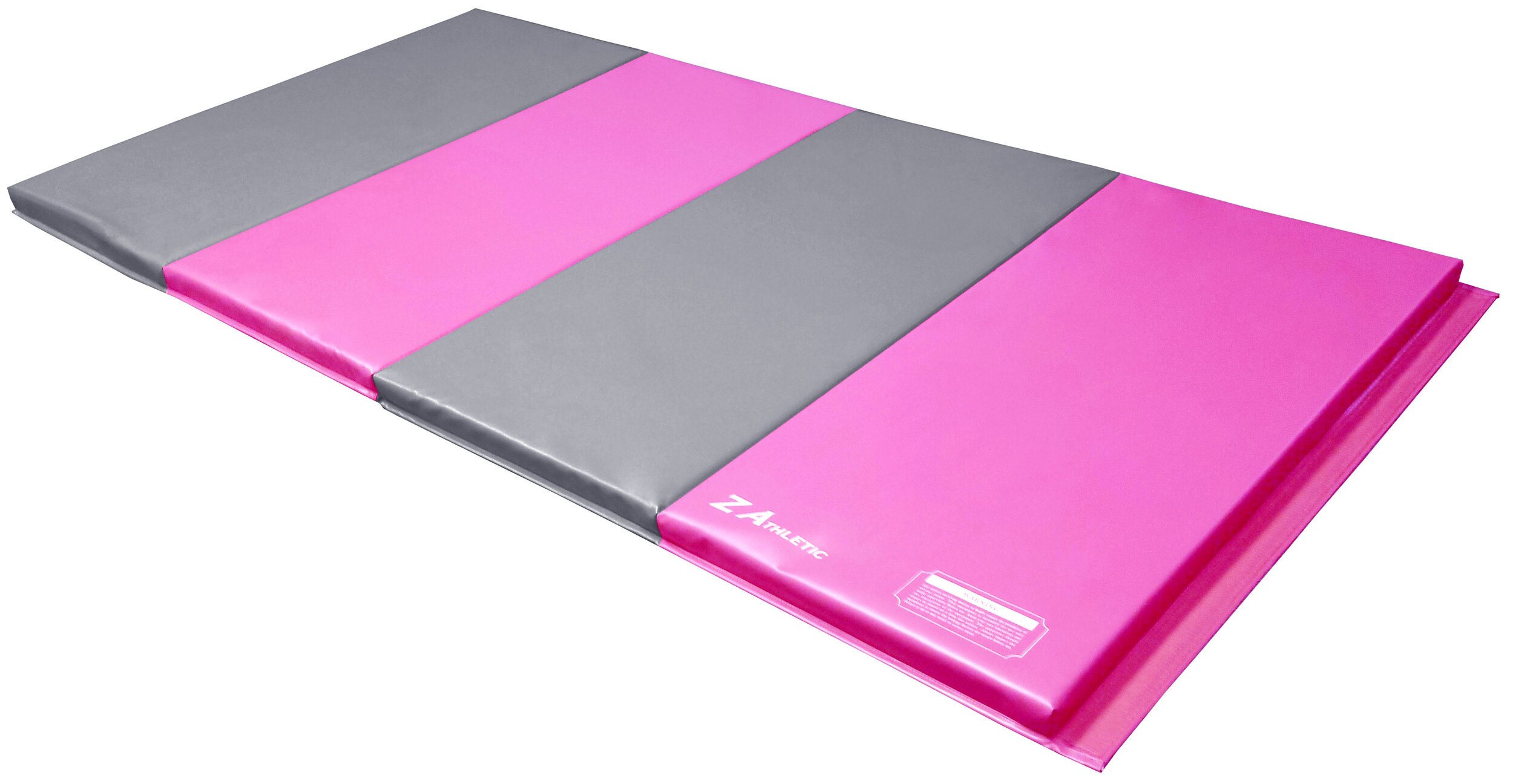 Exercise & Fitness Z-Athletic 2ft x 6ft x 2in Gymnastics ...