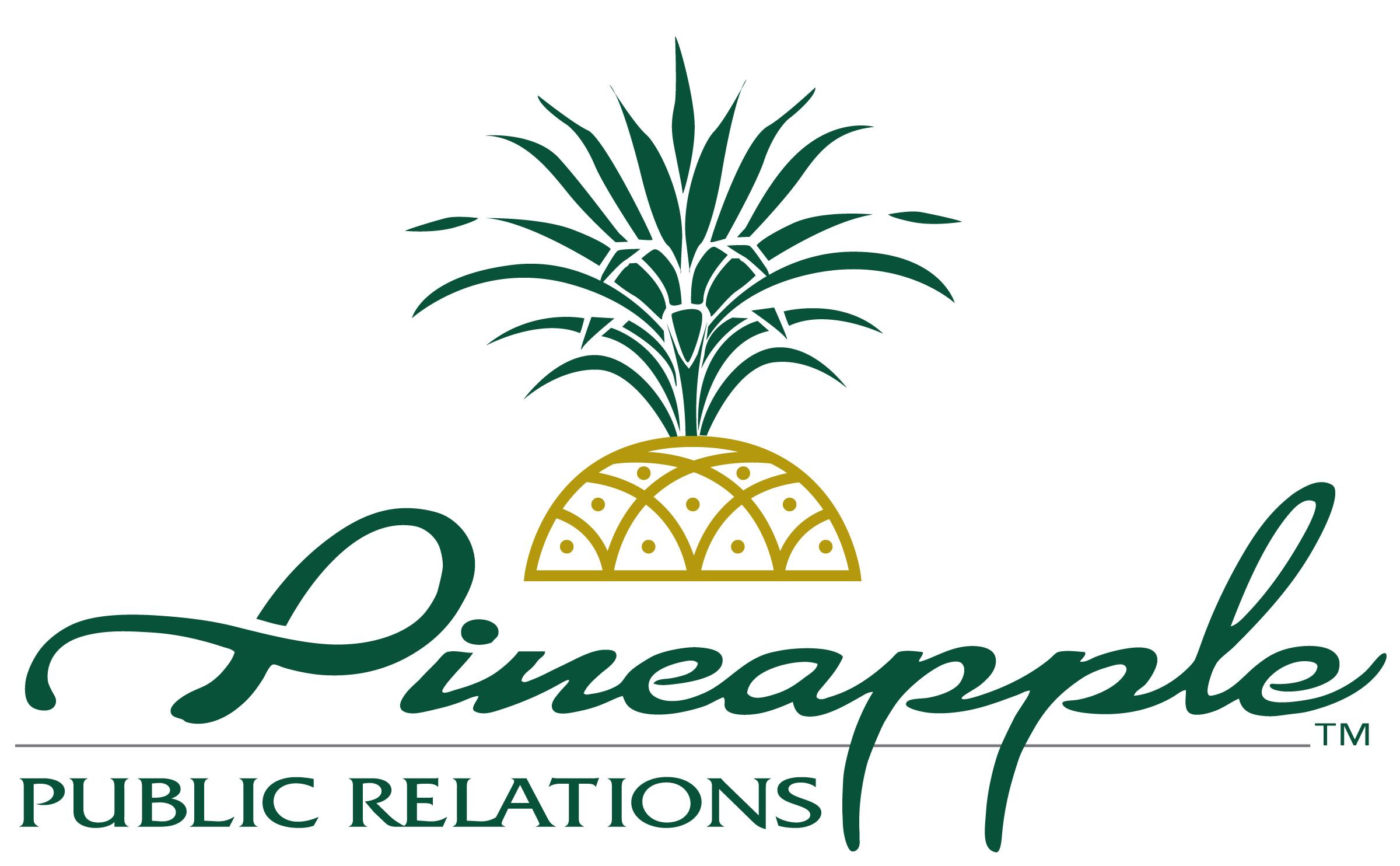 Pineapple Public Relations logo