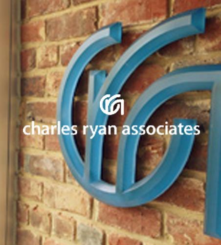 Charles Ryan Associates logo