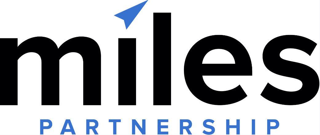 Miles partnership logo