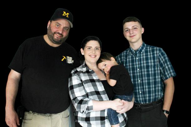 The Melrose Family