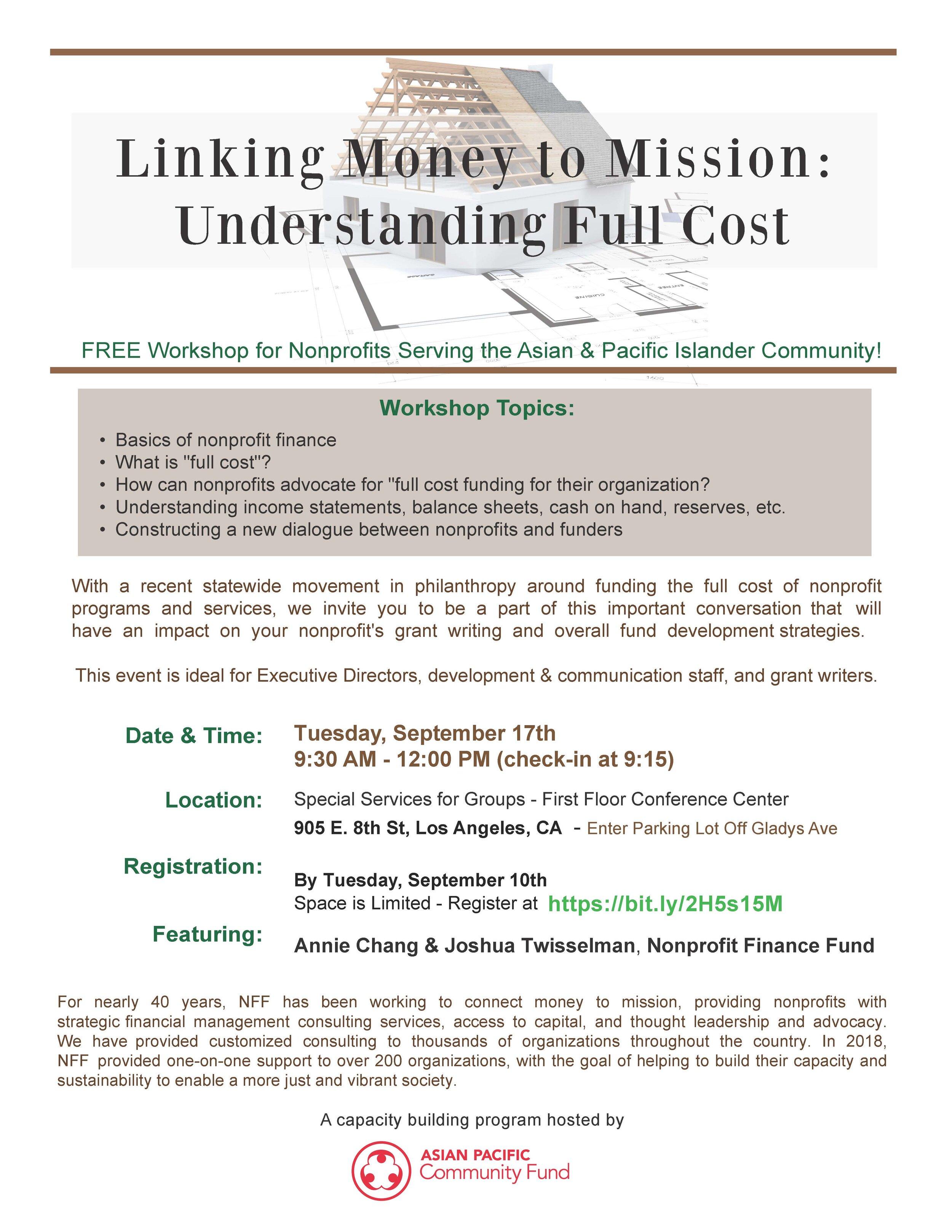 Understanding Full Cost workshop flier 9-17-19.jpg