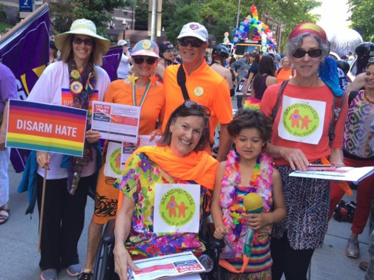 2016 Seattle Pride