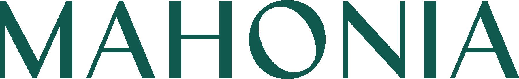 Mahonia Logo