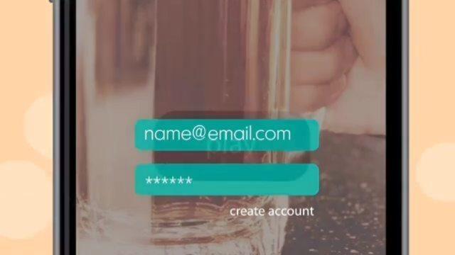Lous App Launch Demo (Concept)  #app #appdesign #pub #locolous #lous #yycdesign #yyc #calgary #alberta #canada #menu #video #demo #branding #motiongraphics #branddesign #design #graphicdesign