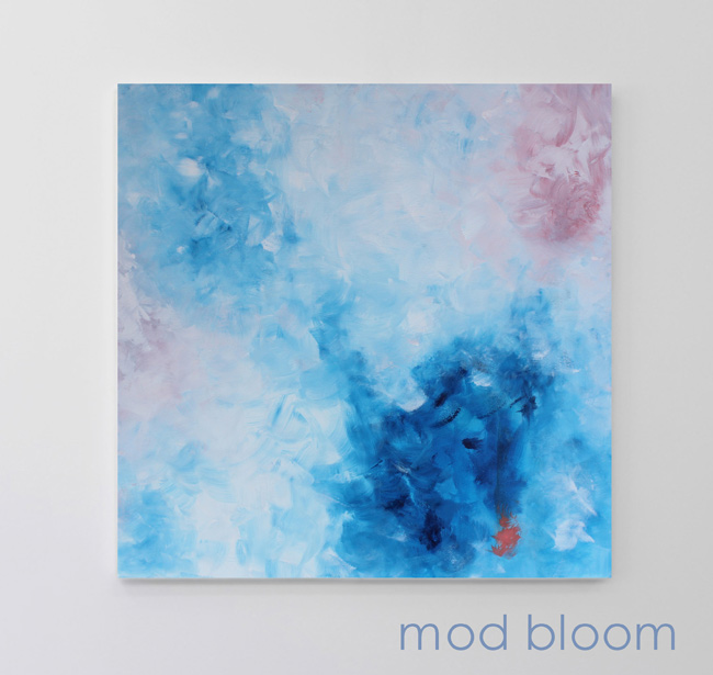 MOD BLOOM is a light, bright expressive that can add light to your room.