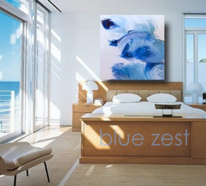 BLUE ZEST -