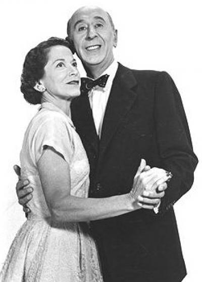 Arthur and Kathryn Murray