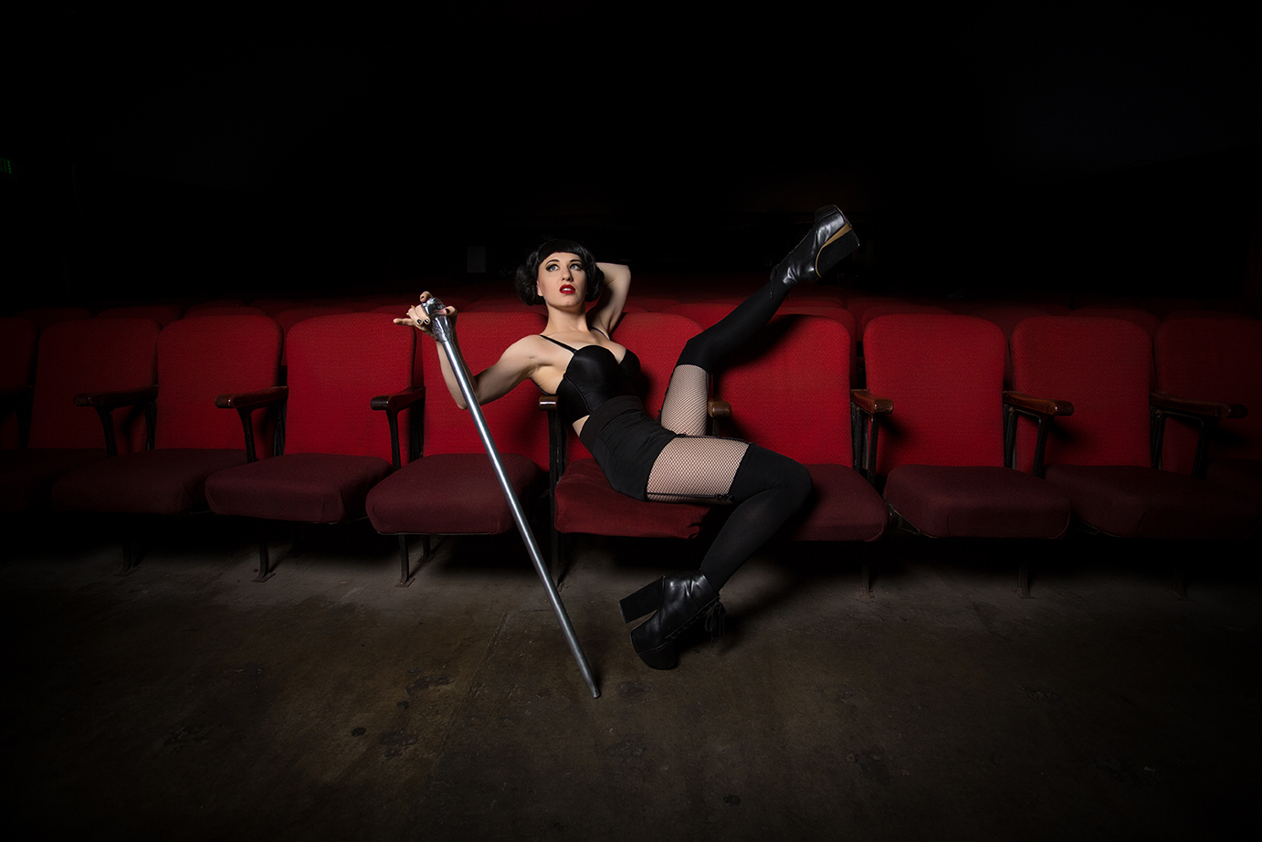 Cabaret - Misfit Cabaret's Love Letter to Theater, Musicals and Lizza Minelli