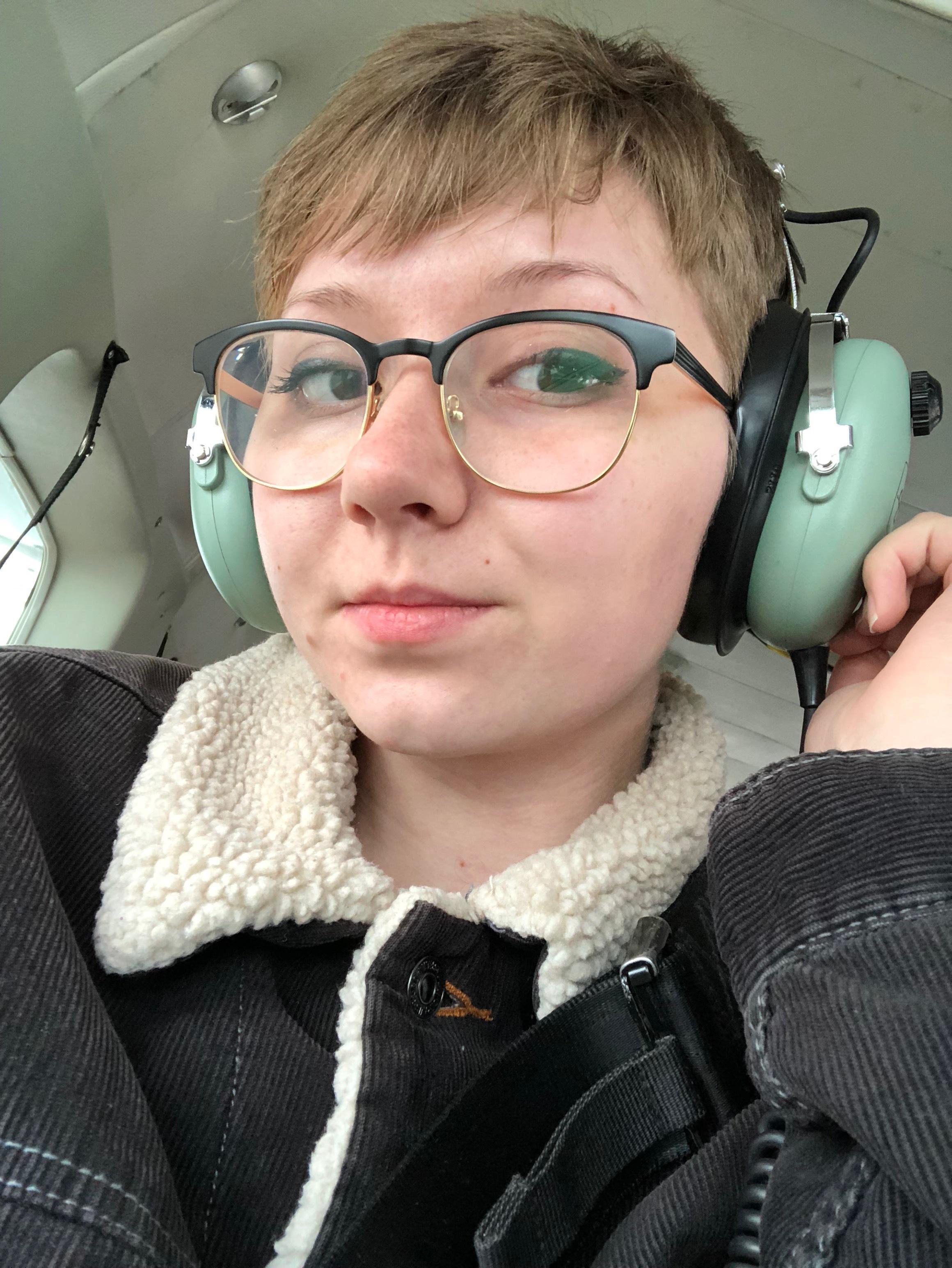 On an Island Air Flight