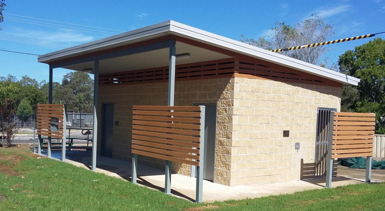 Wollondilly Shire Thirlmere Toilet Block