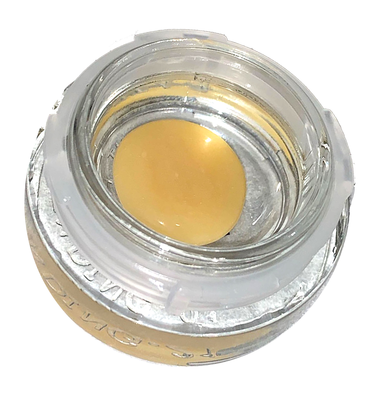 "Fully Melted CA Strawberry Banana Rosin 1g 642.29mg THC Total 2.7mg CBD   $70   Strawberry Banana is 70/30 indica-dominant. A genetic cross between Crockett's  Banana Kush  and the ""Strawberry""  phenotype  of  Bubble Gum , Strawberry Banana inherits a sweet fruity flavor that earned this hybrid her name. Known for its heavy resin production and high THC content, Strawberry Banana produces happy, peaceful effects that sharpen creativity and sensory awareness."