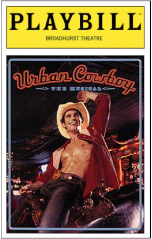 Tony Award Nominated for Urban Cowboy on Broadway