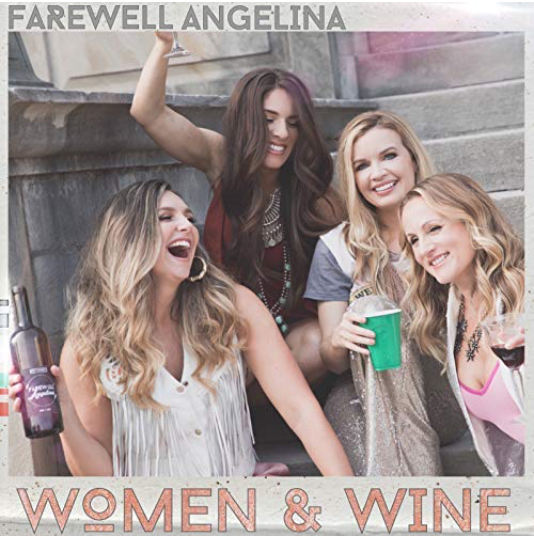 3 songs on Farewell Angelina's latest EP