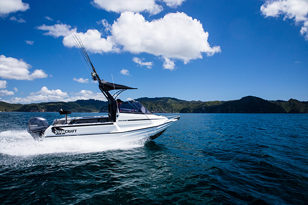 Stabicraft 1550 Fisher - Stabicraft's biggest selling model ever, the 1550 Fisher redefined compact vessel performance and versatility when it was released in late 2016.As compact boats go, the Stabicraft 1550 Fisher is about as complete as a package gets.