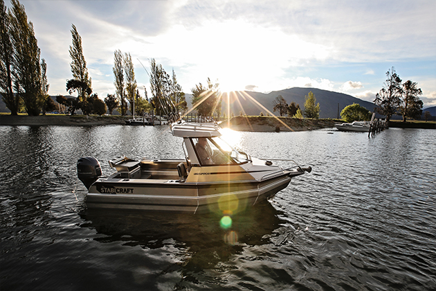 Stabicraft 1850 Supercab X1 - The 1850 Supercab X1 is our new entry Supercab boat competitively priced to meet market demand for a well-featured 'all-rounder' vessel.