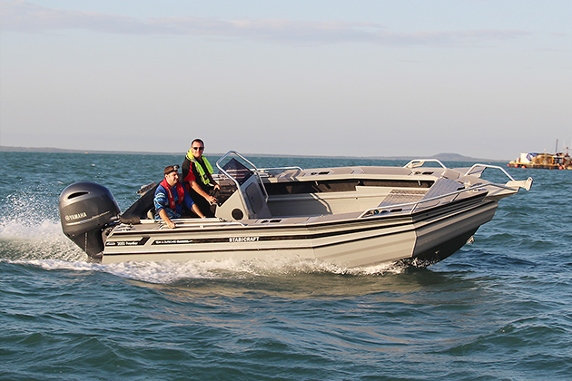 stabicraft 2050 frontier nt - With a large casting platform (available in 2 sizes), rear mounted centre console and seating the 2050 Frontier NT has maximised deck space for fishing, transporting gear or both!